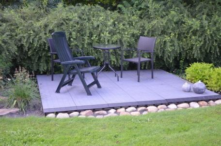 terrasse neu anlegen mit expo dekor bodenplatten. Black Bedroom Furniture Sets. Home Design Ideas